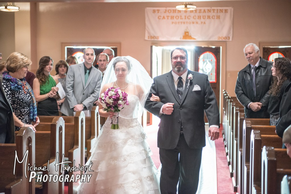The Loft, Limerick, Pennsylvania Wedding
